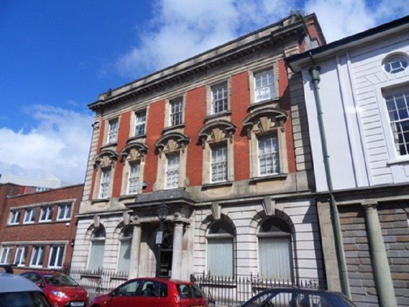 Pembroke Buildings,, Cambrian Place, Swansea, SA1 1RL